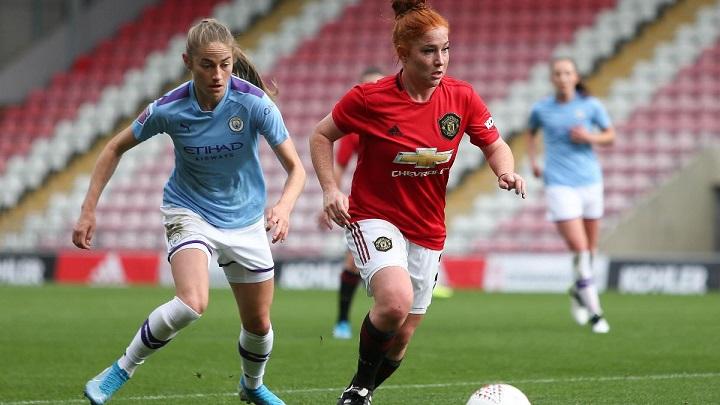 Ticket News: Manchester United Women v Manchester City ...